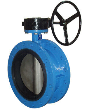 Centric Disc Butterfly Valves USA