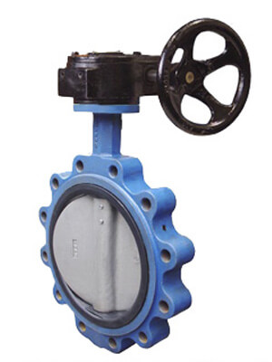 Resilient Seated Butterfly Valves Manufacturer