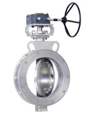 Triple Offset Butterfly Valves Manufacturer